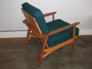 Handsome midcentury modern lounge chair,high quality,great condition,great lines (SOLD)