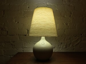 Lotte & Gunnar Bostlund lamp )SOLD)
