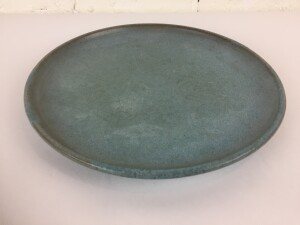 Gorgeous MCM ceramic platter by Jan & Helga Grove - Local Potter's - (SOLD)