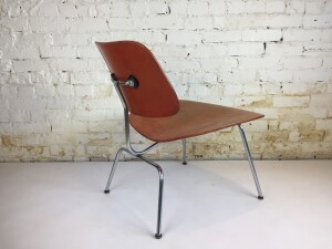 """Declared the """"Best Design of the 20th Century"""" by Time magazine, this lounge chair by Charles and Ray Eames for Herman Miller is an essential piece for the MCM collector - timeless lounge seating - a work of art - good vintage condition - $600"""