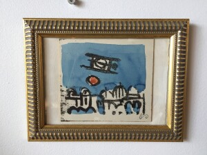 Herbert Siebner, a member of the Limners, a prominent group of Victoria-based artists, was born in 1925 to a cultured family in the city of Stettin, Germany- SOLD