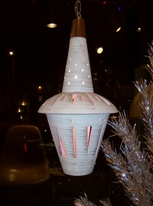 Stunning 1960&#039;s Danish ceramic pendant light - WOW - (SOLD)