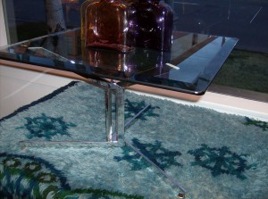 Stunning designer coffee table by Walter Nugent - Canada - circa 1960's - (SOLD)