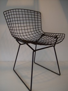 WOW - Vintage Harry Bertoia for Knoll - great vintage condition - ONLY - (SOLD)