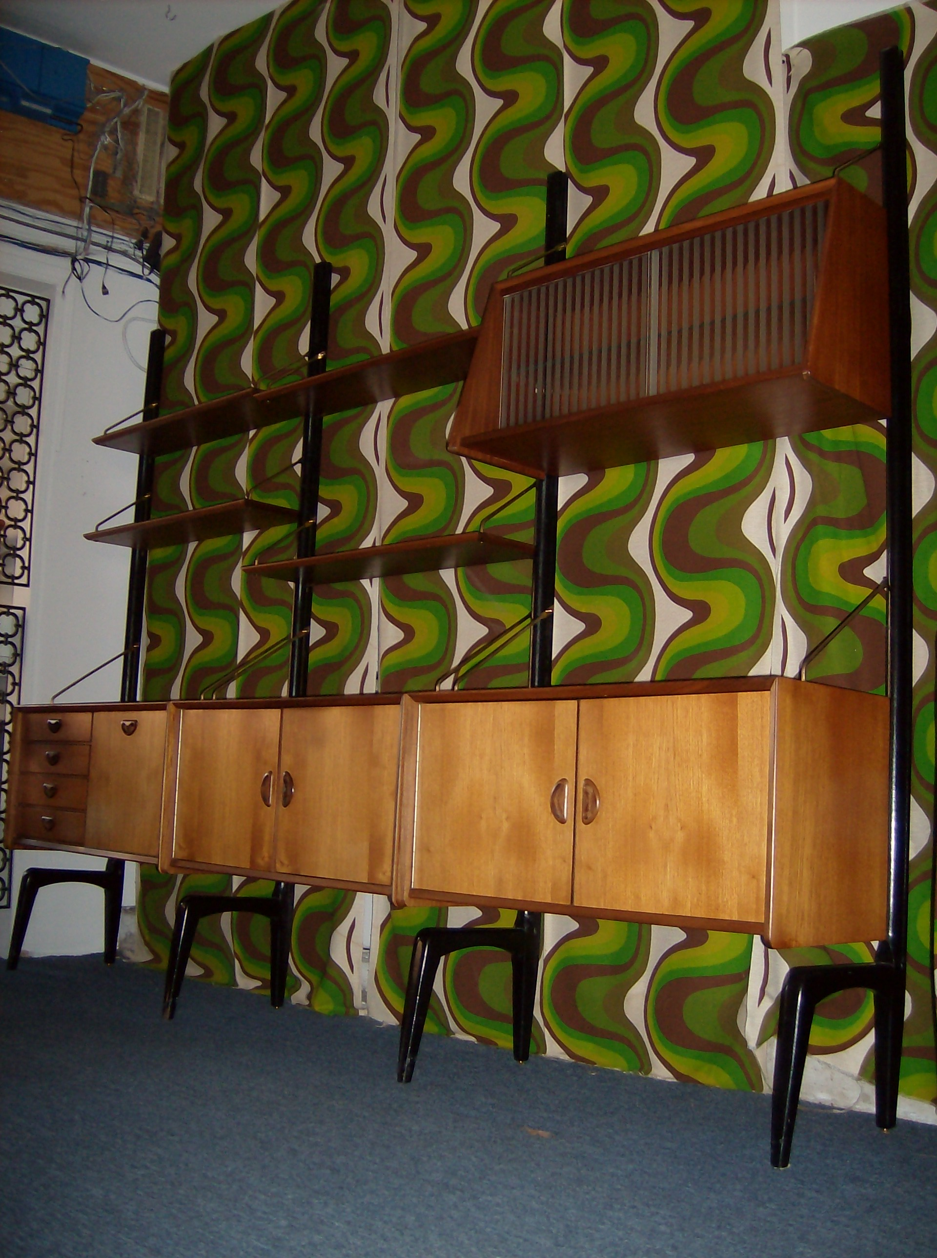 The Fabulous FindMid Century Modern Furniture Showroom in
